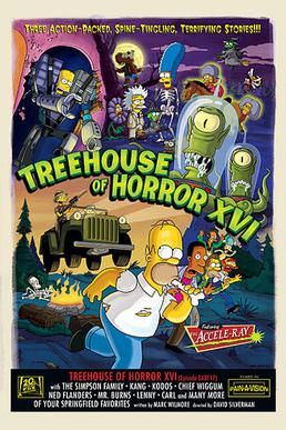 Treehouse Of Horror Xvi Wikipedia