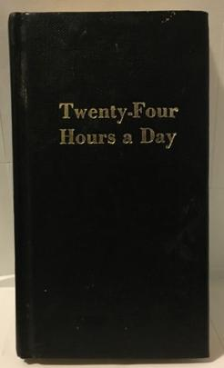 24 hour a day book