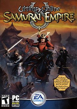Ultima Online Samurai Empire Coverart