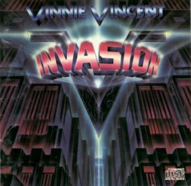 <i>Vinnie Vincent Invasion</i> (album) 1986 studio album by Vinnie Vincent Invasion