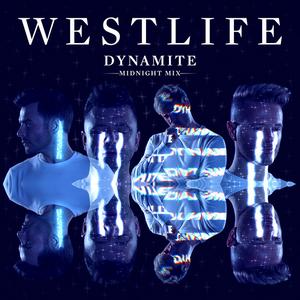 Dynamite (Westlife song) 2019 single by Westlife