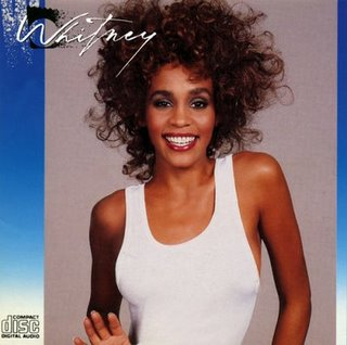 <i>Whitney</i> (album) 1987 studio album by Whitney Houston