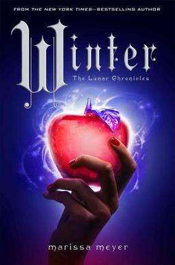 Image result for winter marissa meyer book cover