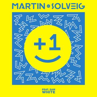 Martin Solveig featuring Sam White — +1 (studio acapella)