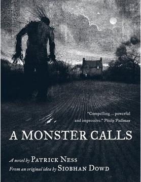 Image result for a monster calls cover