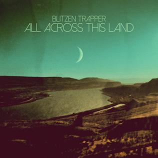 Folk das Cover-Photo Bitzen Trapper - All Across This Land  des Künstlers