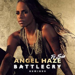 Battle Cry Angel Haze Song Wikipedia