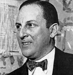 Arnold Rothstein American crime boss who operated primarily in NYC