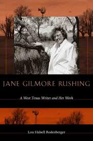 Jane Gilmore Rushing writer
