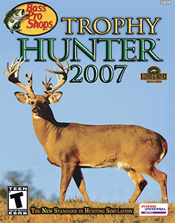 bass pro shops trophy hunter 2007 wikipedia. Black Bedroom Furniture Sets. Home Design Ideas