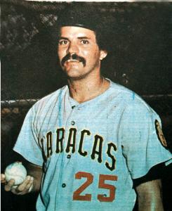 Bo Díaz Venezuelan baseball player