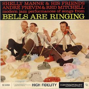 1959 studio album by Shelly Manne, André Previn and Red Mitchell