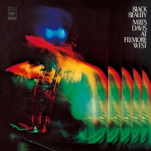 <i>Black Beauty: Miles Davis at Fillmore West</i> live album