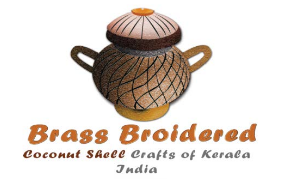 Brass Broidered Coconut Shell Craft Of Kerala Wikipedia