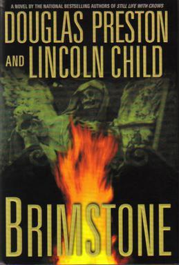 Brimstone Preston And Child Novel Wikipedia