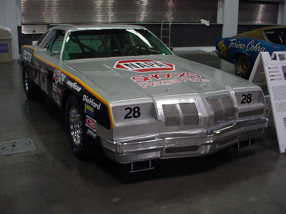 Oldsmobile Race Cars