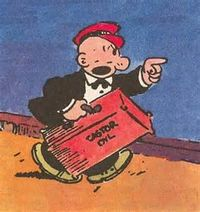 Castor Oyl Fictional character from Popeye franchise