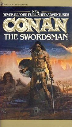 Conan the Swordsman - L. Sprague de Camp, Lin Carter and Björn Nyberg