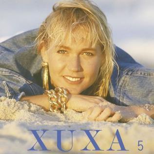 <i>Xuxa 5</i> 1990 studio album by Xuxa