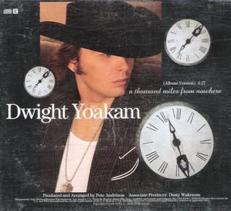 Dwight Yoakam - 1000 Miles Lyrics - lyr1cs.com
