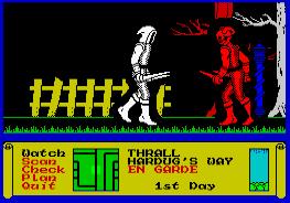 <i>Dark Sceptre</i> 1987 video game