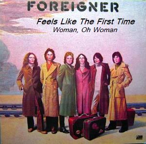 Feels Like the First Time 1977 single by Foreigner
