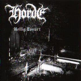 <i>Hellig Usvart</i> 1994 studio album by Horde