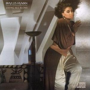 <i>Living All Alone</i> 1986 studio album by Phyllis Hyman