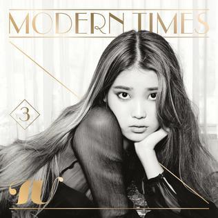 <i>Modern Times</i> (IU album) 2013 studio album by IU