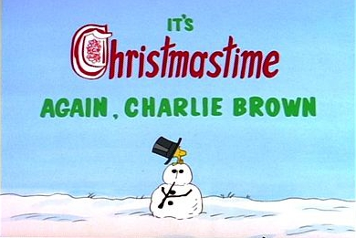 Its Christmas Time Again Charlie Brown.It S Christmastime Again Charlie Brown Wikipedia