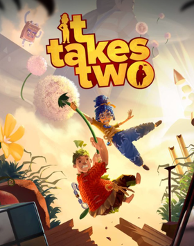 Picture of a game: It Takes Two