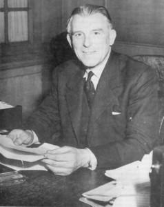 Ivor Bulmer-Thomas British journalist