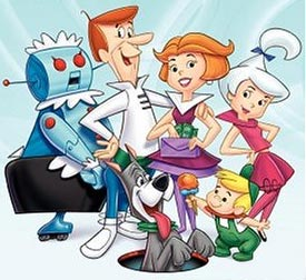 The Jetson family (clockwise from upper left) ...