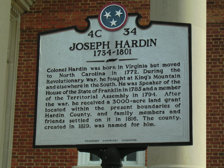 Joseph Hardin, Sr.