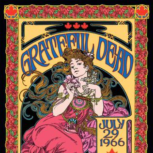 <i>July 29 1966, P.N.E. Garden Aud., Vancouver Canada</i> 2017 live album by Grateful Dead
