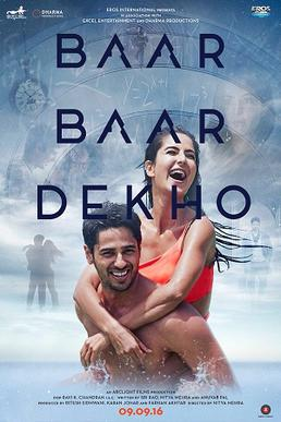 Baar Baar Dekho (2016) Desi Scr Rip – XviD – [1CD] – Team IcTv Exclusive – 691.1 MB