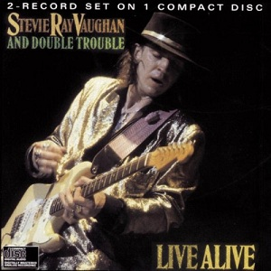 <i>Live Alive</i> 1986 live album by Stevie Ray Vaughan and Double Trouble