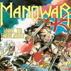 <i>Hail to England</i> 1984 studio album by Manowar