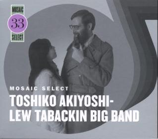 MosaicSelect33_ToshikoAkiyoshiLewTabacki