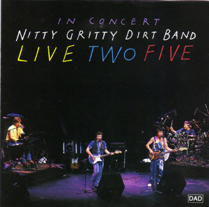 <i>Live Two Five</i> live album