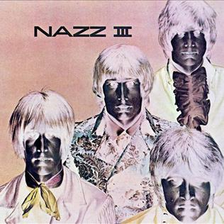 <i>Nazz III</i> 1971 studio album by Nazz