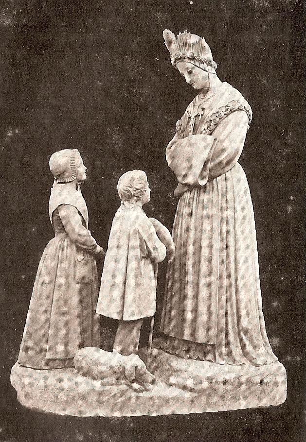 File Our Lady Of La Salette Secret Jpg Wikipedia