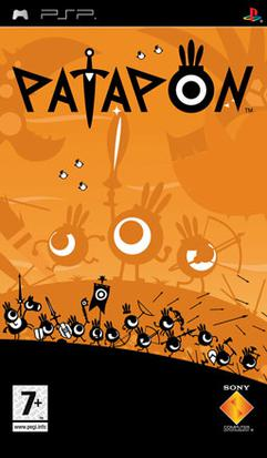 Picture of a game: Patapon