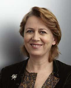 Sue Bruce-Smith British film producer