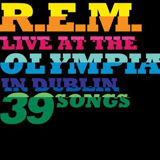 Image result for r.e.m. live at the olympia
