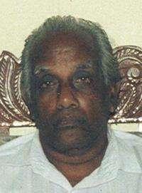 S. Sivamaharajah Sri Lankan activist