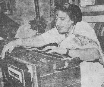 Saraswati Devi (music director) - Wikipedia
