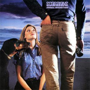 <i>Animal Magnetism</i> (Scorpions album) 1980 studio album by Scorpions