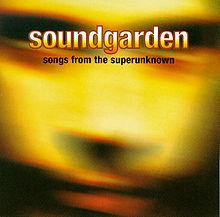<i>Songs from the Superunknown</i> 1995 EP by Soundgarden