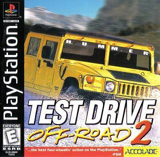 <i>Test Drive 4X4</i> 1998 video game